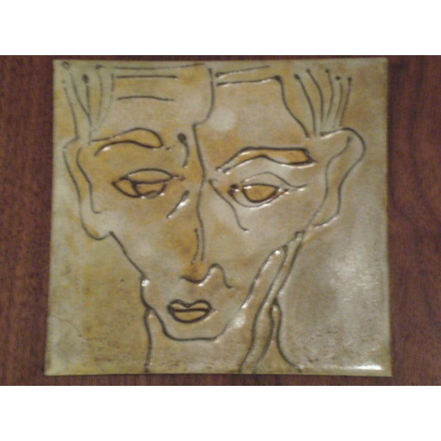 1950's Art Tiles by Harris B. Strong - Image 6 of 8