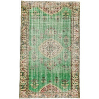 "Anadol Vintage Turkish Rug - 5'9"" x 9'3"""