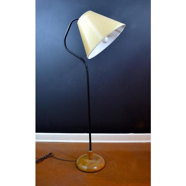 Image of Vintage Floor Lamp