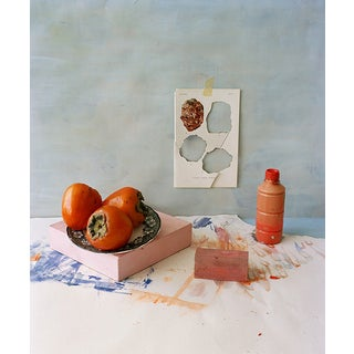 Still Life Photograph - Fruits & Cut Outs