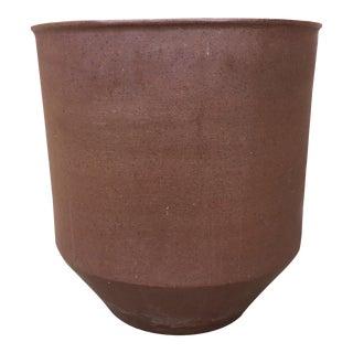 David Cressey Architectural Pottery Planter Vessel