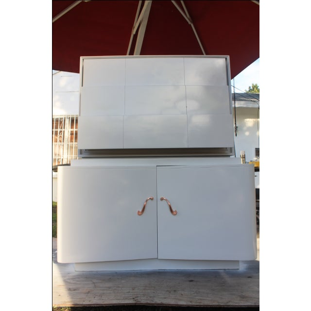 Image of Robert Lewis MCM High Chest