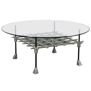 Robert Josten Industrial Coffee Table
