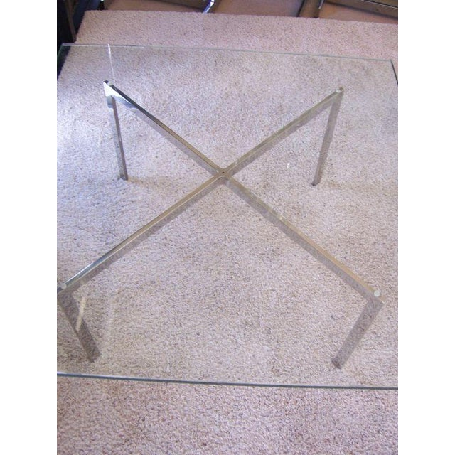 Brueton V Series Coffee Table in Steel - Image 4 of 5