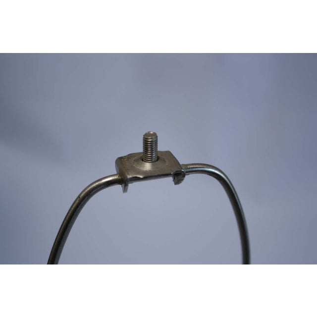 Image of Laurel Lamp Co. Chrome Lamp Mid-Century