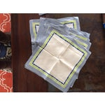 Image of 16-Piece Vintage Napkin & Placemat Set