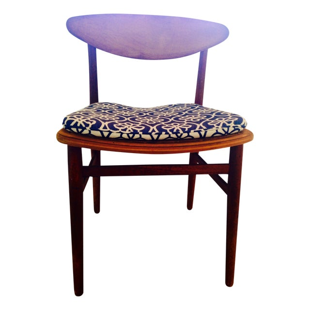 Danish Modern Accent Chair - Signed - Image 1 of 5
