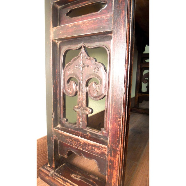 19th-Century Chinese Altar Table - Image 10 of 10