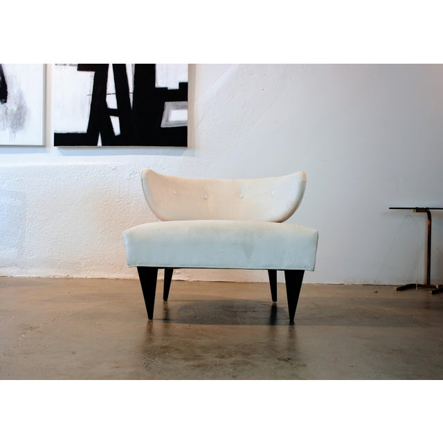 Image of Mid-Century Sculptural Lounge Chair