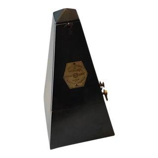 Antique Wooden Metronome De Maelzel Paris Paquet