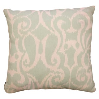 Mint Green Knife Edge Pillow