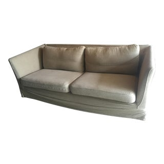 HD Buttercup Linen Sofa