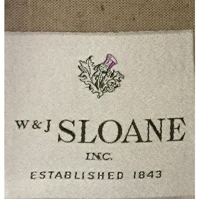 Mid Century Sloane Leather Club Chair - Image 7 of 7