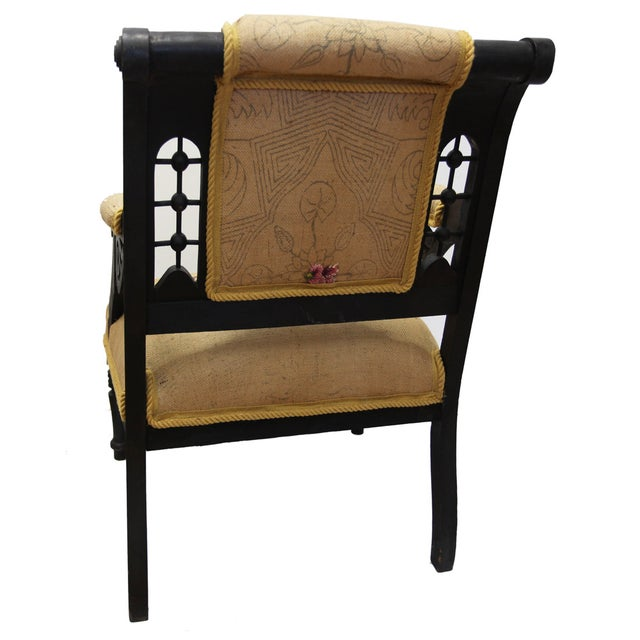 Armchair - Aesthetic Movement - Image 4 of 6