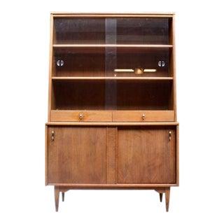 Vintage Keller Furniture Mid-Century Modern Hutch