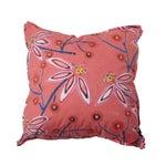 Image of Melodye Pink Throw Pillow