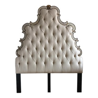 Tufted Queen Headboard