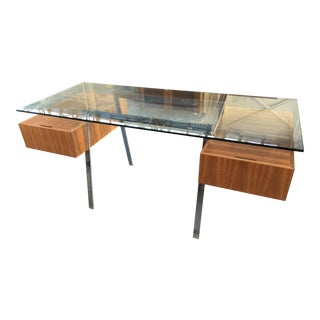 Danish Modern Desk by Homework Designs
