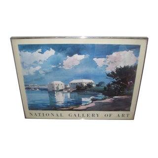 National Gallery of Art Monet Exhibit Poster
