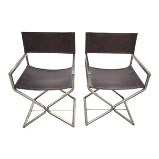 Daystrom Directors Chairs - A Pair