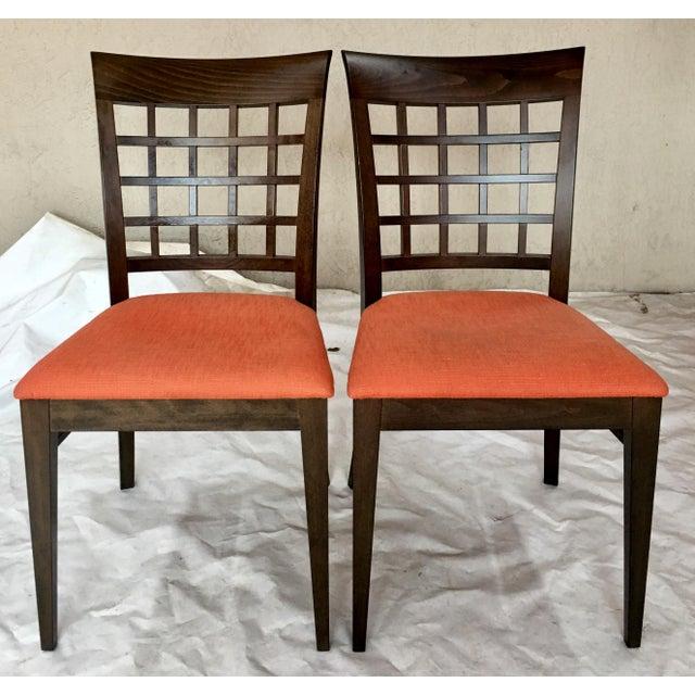Modern italian roche bobois chairs set of 6 chairish for Roche bobois italia