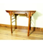 Image of Antique Chinese Console Table