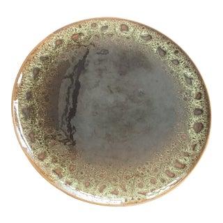 Glazed Decorative Ceramic Platter