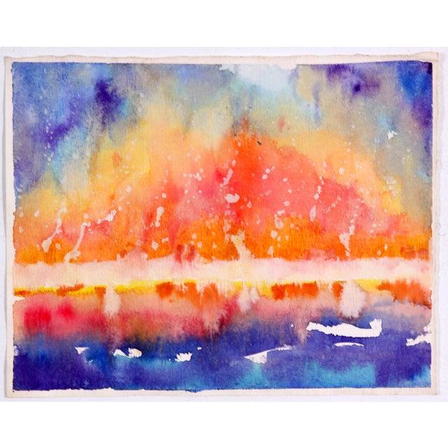 Color spectrum painting chairish for Paint color spectrum