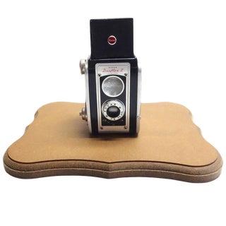 Kodak Duaflex Camera Bakelite Classic Mounted As Sculpture Circa 1950
