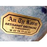 Image of Vintage Artisan French Ceramic Vase