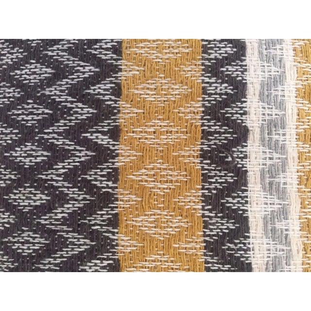 West Elm Silk Jacquard Hand-Woven Pillows - A Pair - Image 11 of 11