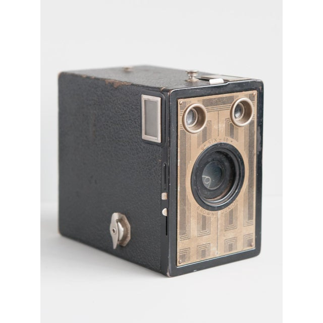 Image of Vintage Box Cameras - Collection of 3