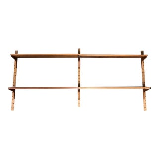 Paul Cadovius Danish Teak Wall Shelves