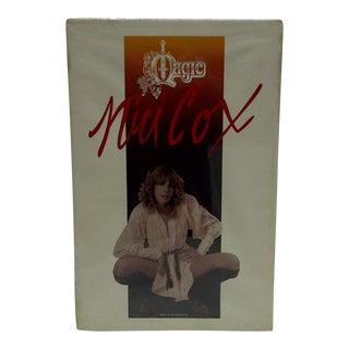 C. 1982 Mia Cox Magic Show Poster