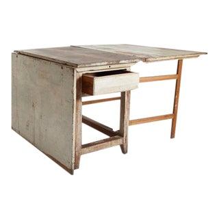 19th C. Swedish Dropleaf Table