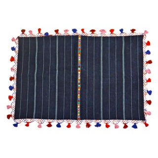 Guatemalan Woven Pillowcase