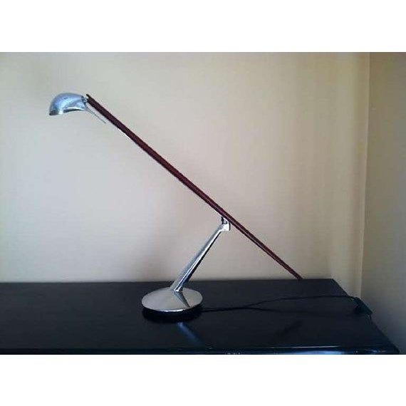 Image of Mid-Century Modern Vintage Table Lamps - A Pair