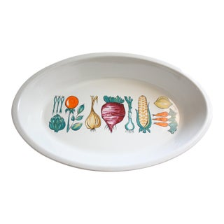 Vintage Villeroy & Boch Vegetable Dish