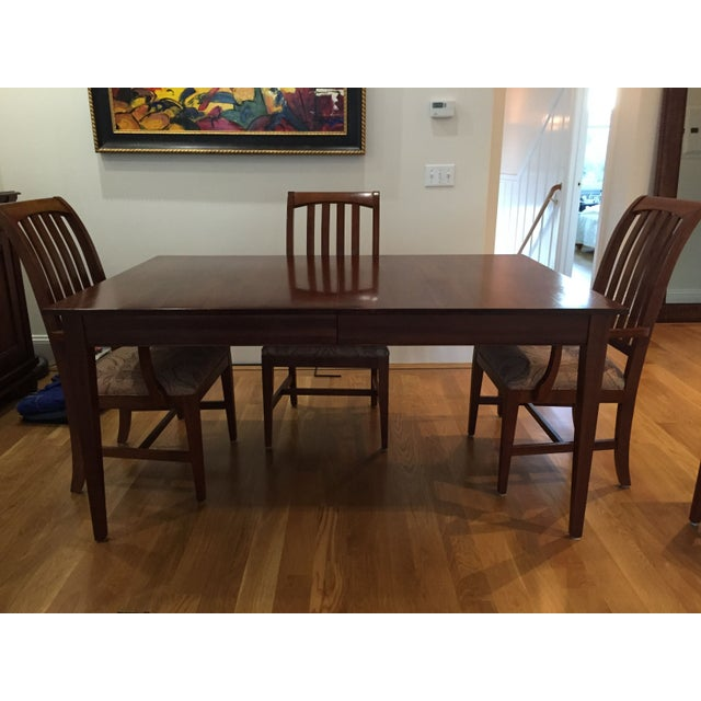 tables dining table chair sets ethan allen dining room set table