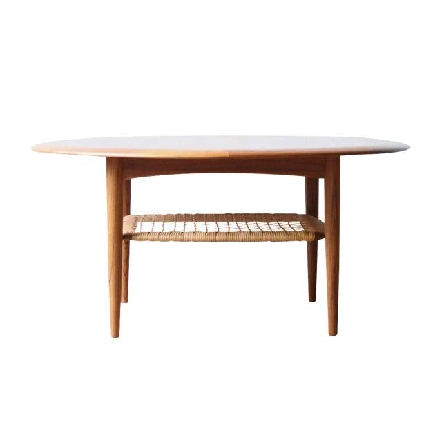 Johannes Andersen Teak Coffee Table | Chairish