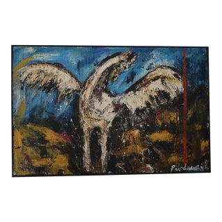 Pegasus by Vladimir Prodanovich
