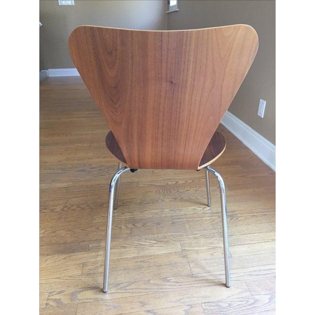 Image of Room & Board Walnut Jake Chair