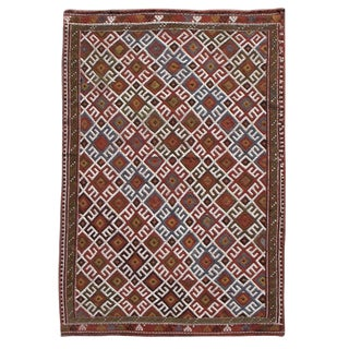 Verneh Flat-Weave Rug