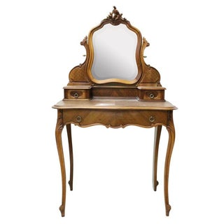French Louis XV Style Vanity