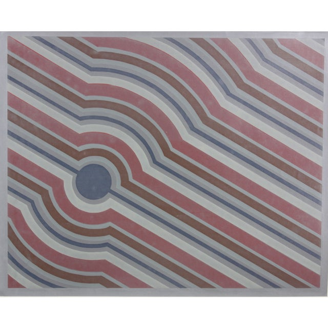 Concentric Stripes, C. 1970 - Image 3 of 7