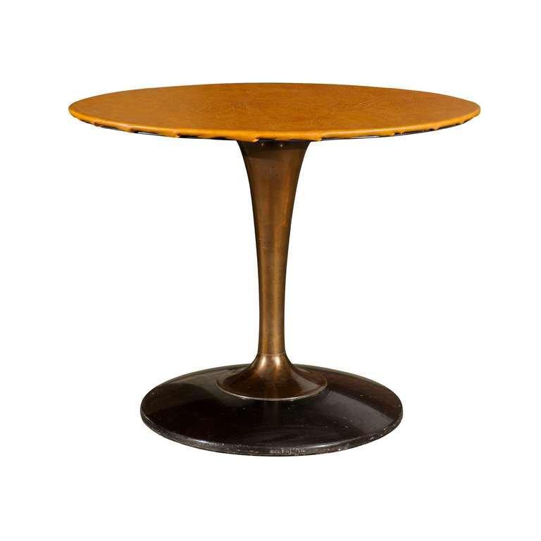 Mid Century Tulip Shaped Table Base