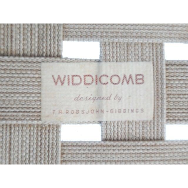 Image of T. H. Robsjohn-Gibbings for Widdicomb Armchair