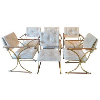 Cleo Baldon Mid-Century Dining Chairs - Set of 6