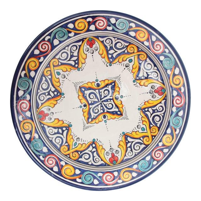 Arabesque Atlas Dinner Plate - Image 1 of 3