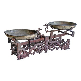Red Cast Iron Scale